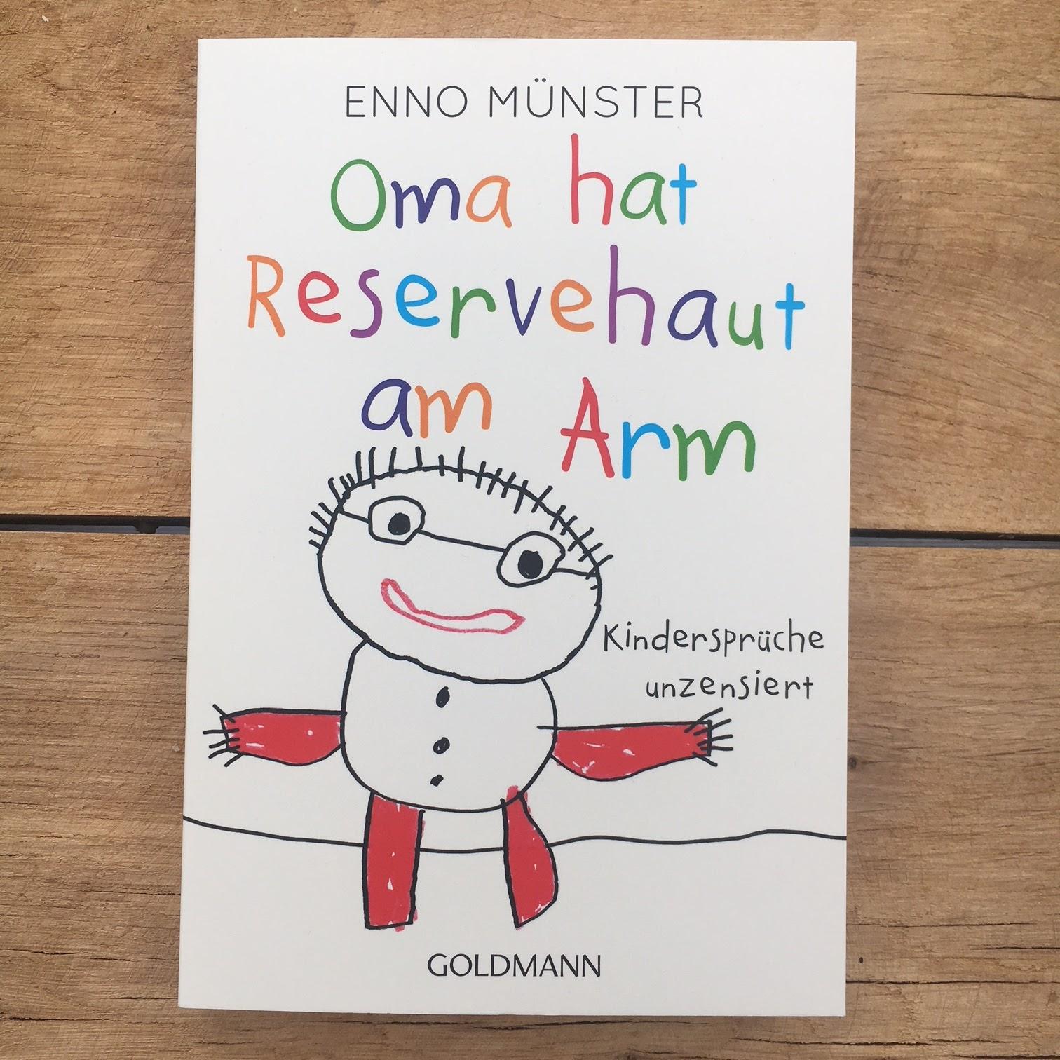 Beeindruckend Kindersprüche Lustig Ideen Von Ich Habe Nämlich In Enno Münsters Buch