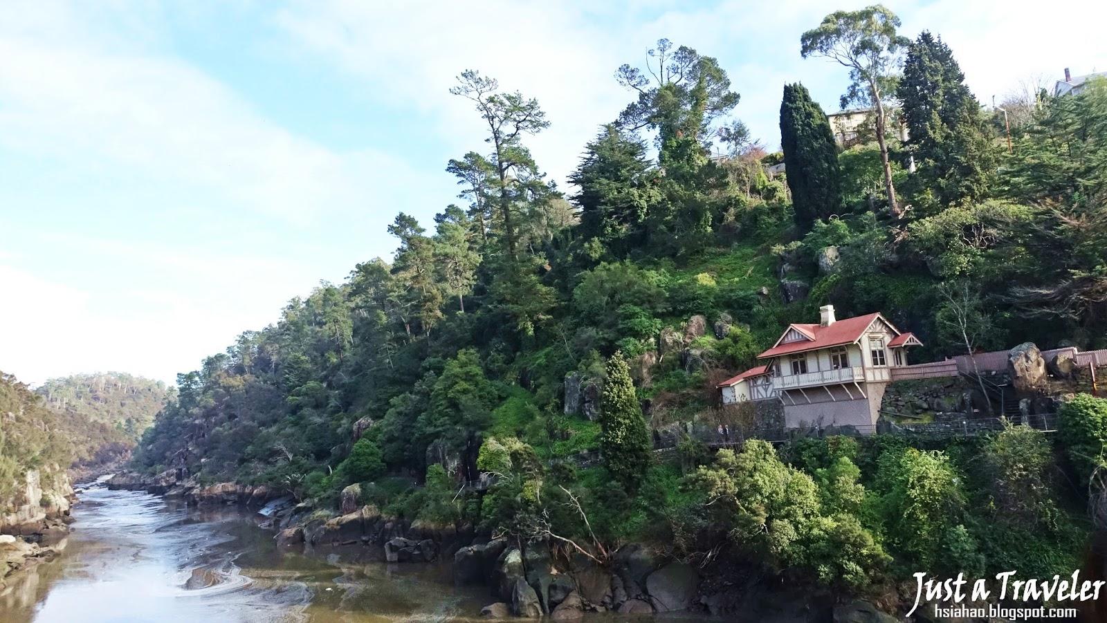 塔斯馬尼亞-景點-推薦-激流峽谷-Cataract-Gorge-Reserve-旅遊-自由行-澳洲-Tasmania-Tourist-Attraction-Australia