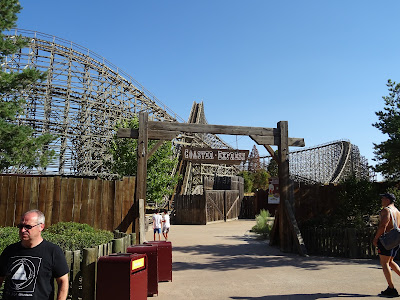 Coaster-Express, Parque Warner Madrid