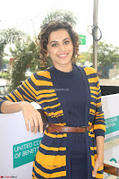 Taapsee Pannu looks super cute at United colors of Benetton standalone store launch at Banjara Hills ~  Exclusive Celebrities Galleries 025.JPG