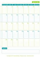 календарь-планнер, календарь-планнер скачать бесплатно