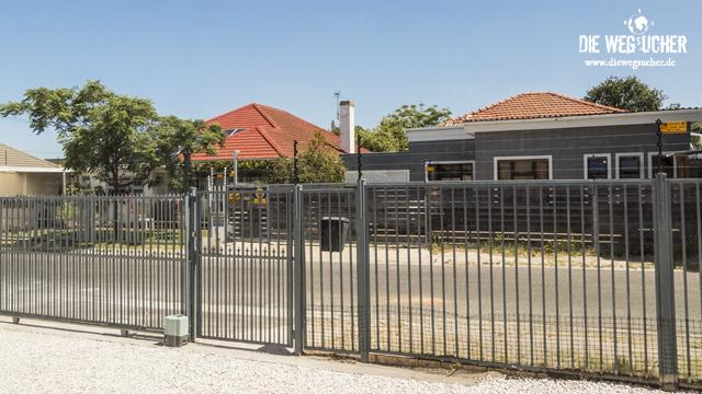 Knast? oder doch Wohnhäuser, Südafrika