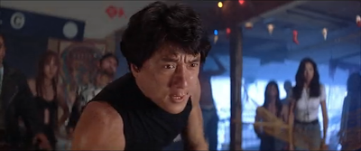 movie - Rumble in the Bronx - Jackie Chan as Keung