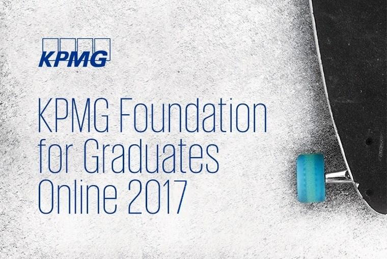 KPMG Foundation for Graduates 2017