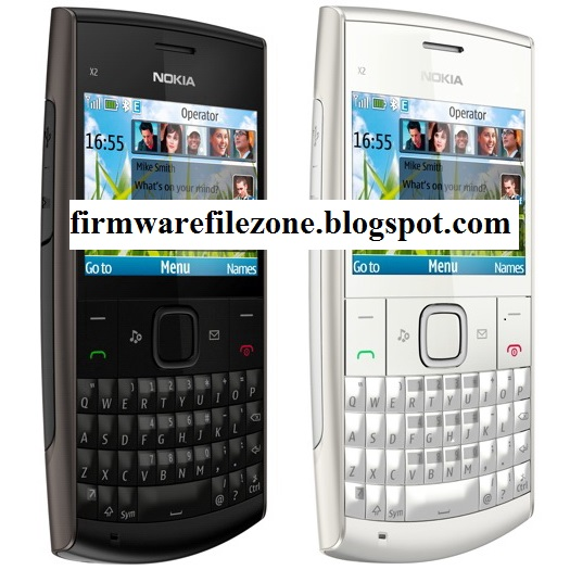 Nokia X2-01 Flash File - FIRM WARE FILE ZONE