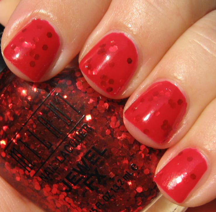 Liesl Loves Pretty Things Milani Red Ulta Red Carpet Red