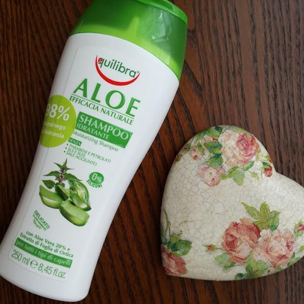 Equilibra - Nawilżający szampon aloesowy HIT czy KIT?