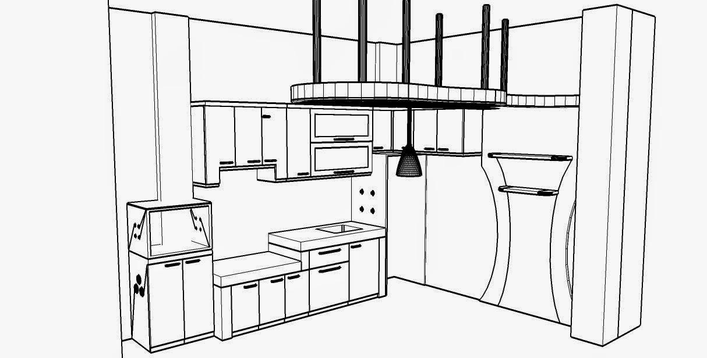 Trend Kitchen Set Desain 2015 05