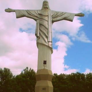 Monumento do Cristo, Serafina Corrêa