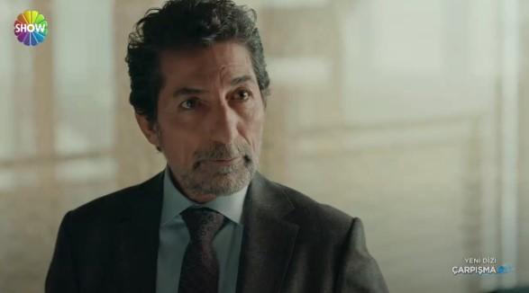 Çarpışma Dizisi Avukat Selim