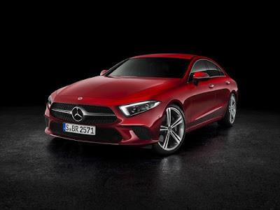Nouveau Mercedes-Benz CLS 2020 - Caractéristiques, Prix, Photo, Date de sortie