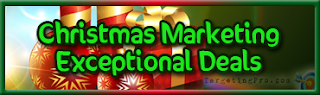 Free Christmas Marketing Ideas Exceptional Deals