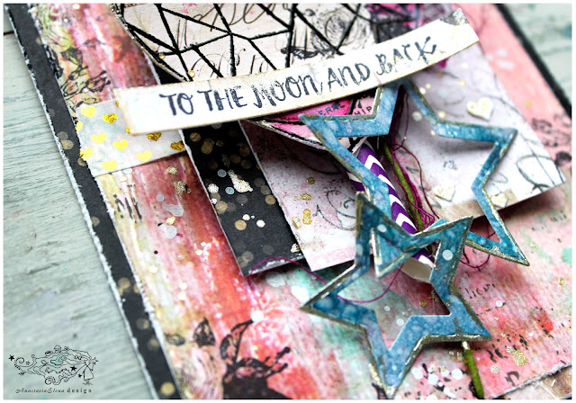 @nastyalena #cardmaking #scrapbooking #mixedmedia