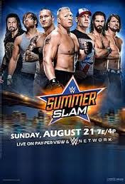 WWE SummerSlam HD Wallpapers