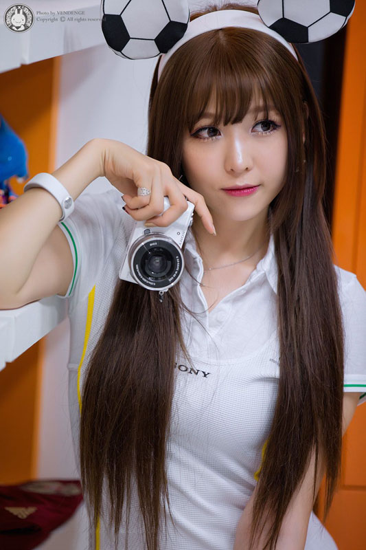 Archived: Lee Eun Hye – Beautiful Girl In Event