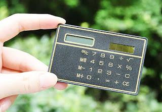 Kalkulator Membeli Barang