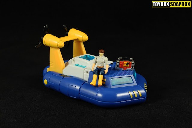 Toyworld Wavebreak hovercraft mode