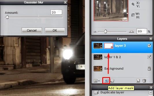 membuat efek cinema menggunakan pixlr