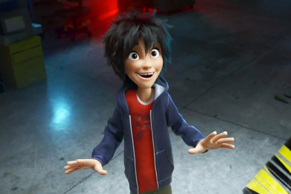 Kumpulan Gambar Big Hero 6 Disney | Gambar Lucu Terbaru ...