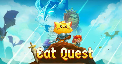 Permalink ke Cat Quest apk