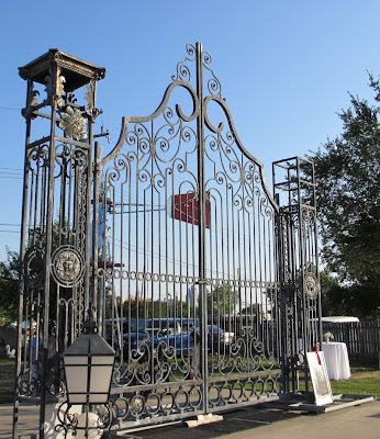 C.A.N. Art Handworks Gate Replica