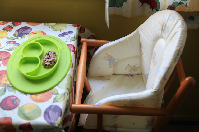sormiruokailu vauvanruoka