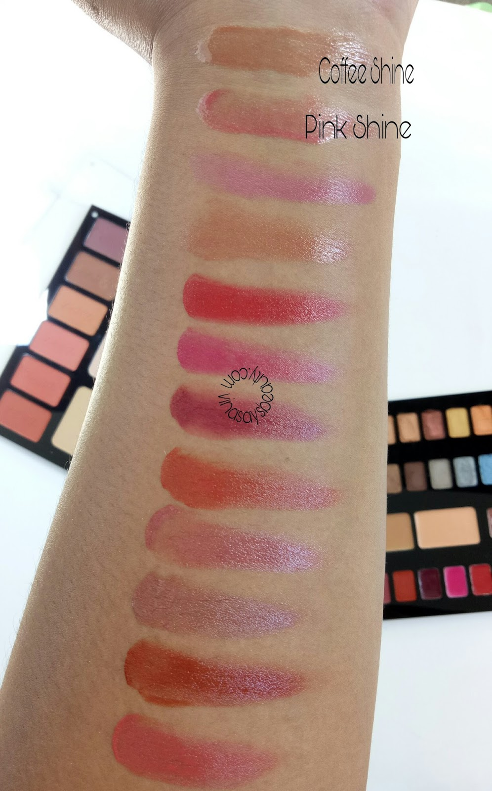 Sp Review Inez Luxury Pack Vina Says Beauty Correcting Cream Vivid
