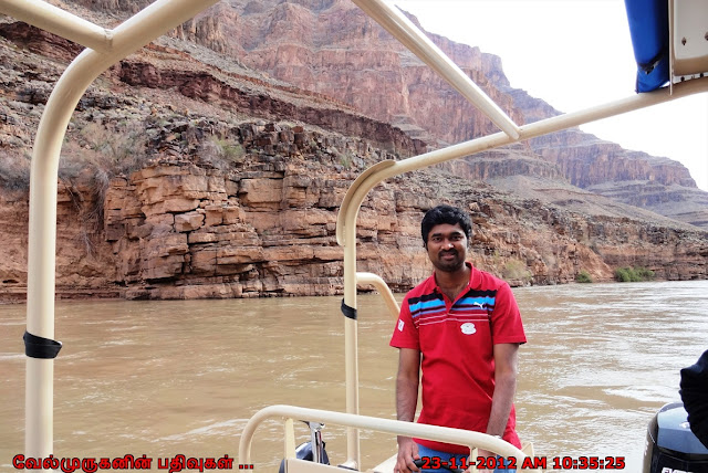 Colorado River Grand Canyon Boat Tours