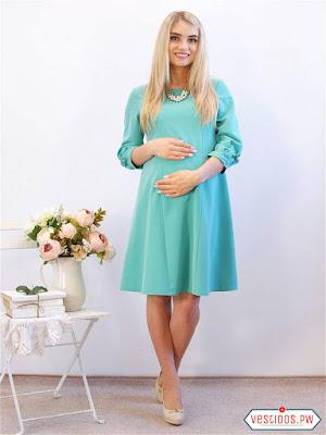 vestidos para embarazadas de gala