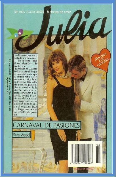 Carnaval de Venecia – Sara Wood