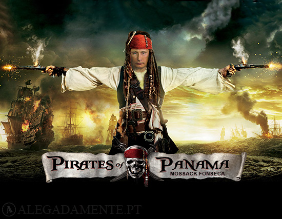 Imagem de Vladimir Putin – Pirates of Panama