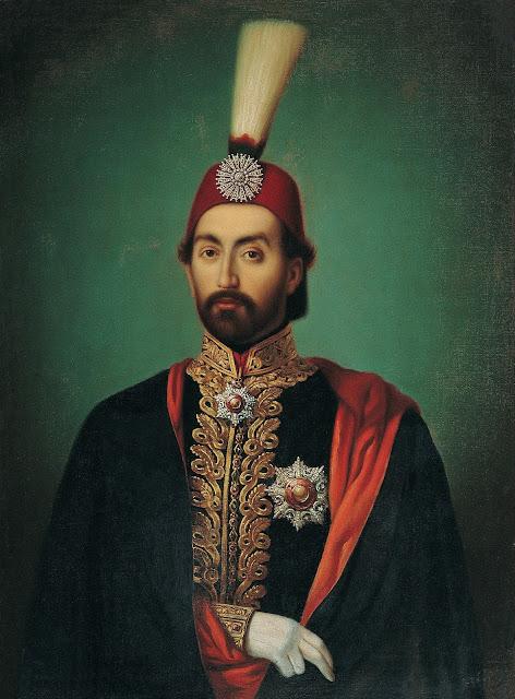 السلطان الغازي عبد المجيد خان الأول