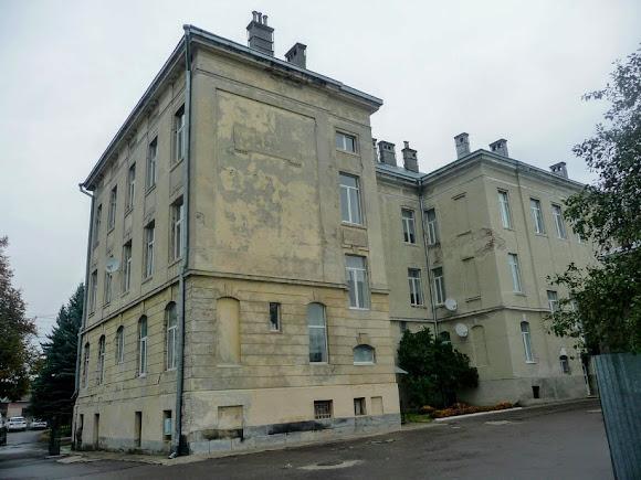 Сокаль. Здание бывшей учительской семинарии. 1910 г.