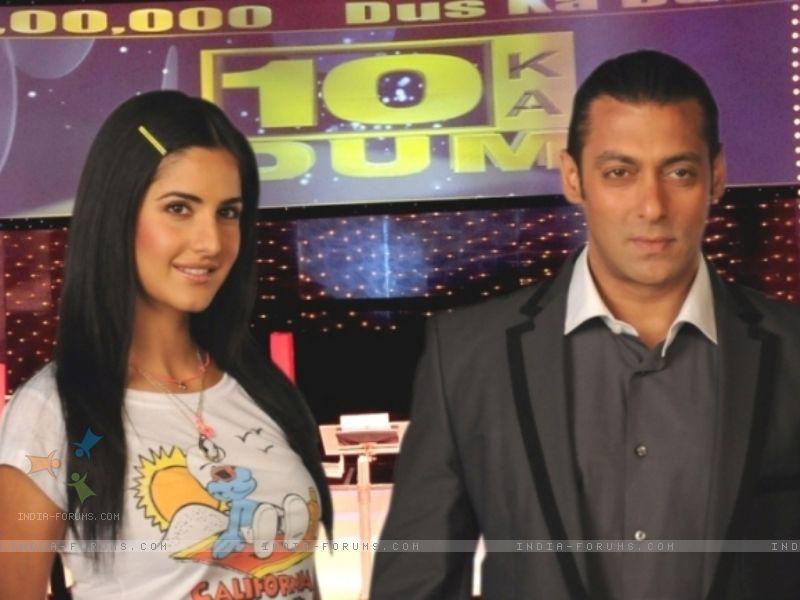 Only-Katrina Katrina Kaif With Salman Khan-3139