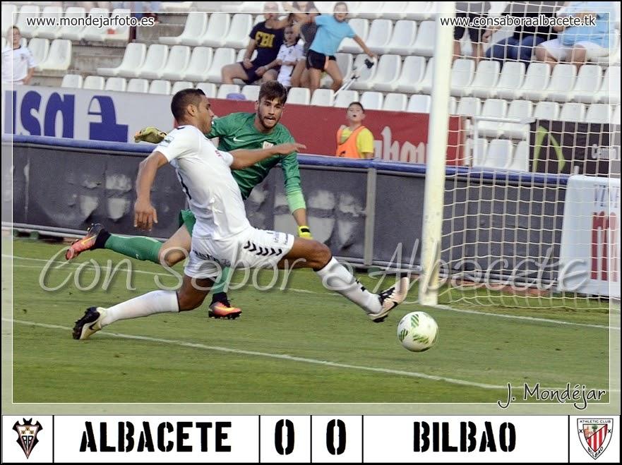 LAS FOTOS DEL ALBACETE 0 - BILBAO 0