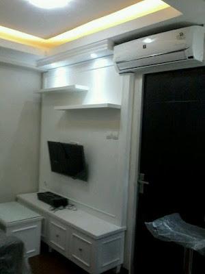 interior-apartemen-pancoran-riverside-2bedroom