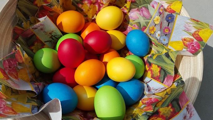 Easter Egg Dye Recipes