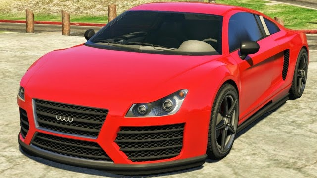 The Obey 9F Is A Two Door Sports Car In GTA 5 And GTA Online, Offered In  Coupé And Roadster Form (the Latter Named The 9F Cabrio). This Supercaru0027s  Design Is ...