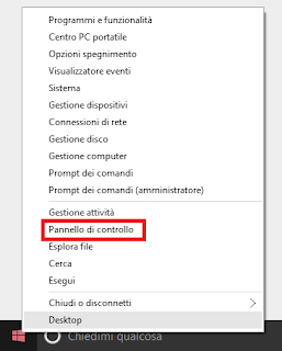 Come disinstallare un programma su Windows 10