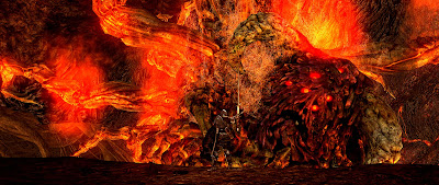 dark souls video game 2011 ceaseless discharge