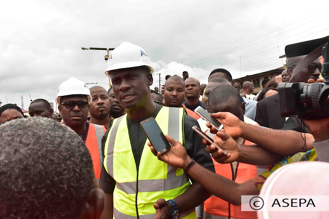 Hon. Victor Okechukwu Apugo - new ASEPA boss