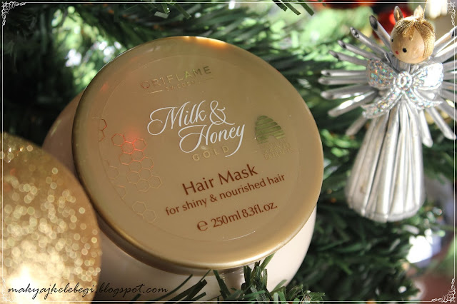 Oriflame Milk Honey Saç Maskesi Kullananlar