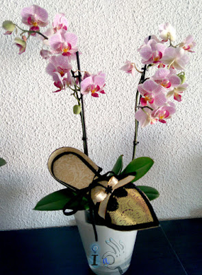 Zapato-de-papel-orquidea-Ideadoamano
