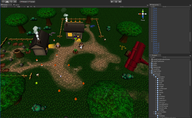 Doppler Interactive Blog — Extending the Unity Editor
