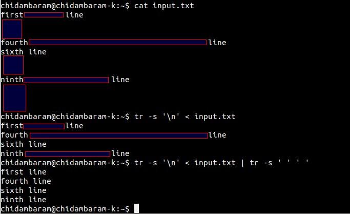 how to write a sql script in unix