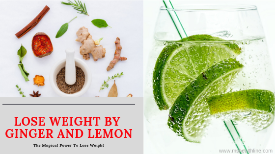 Top Benefits Of Ginger Juice With Lemon In Empty Stomach | MS HEALTH