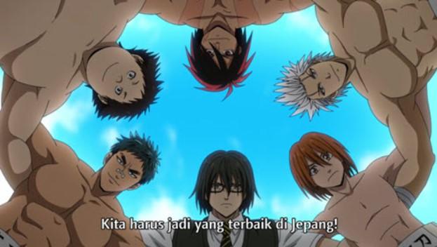 Hinomaruzumou Episode 07 Subtitle Indonesia