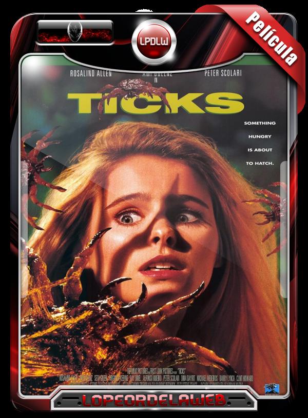 Ticks | Garrapatas (1993) 720p Mega Uptobox