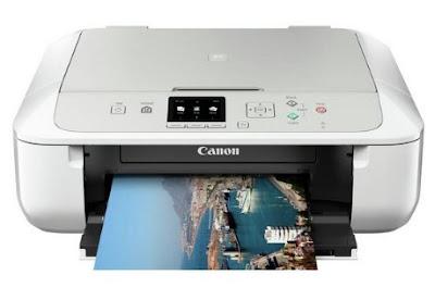 Canon MG5751 Télécharger Pilote Pour Mac et Windows
