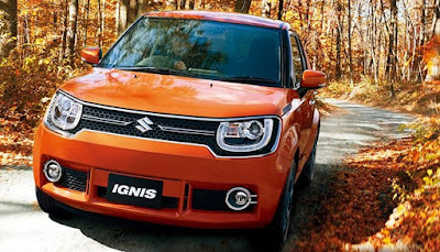 New 2016 Maruti Suzuki Ignis Wallpapers